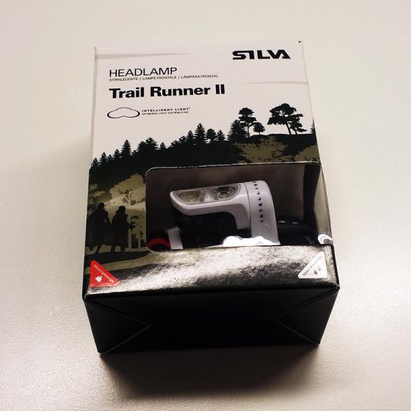 Stirnlampe Silva Trail Runner II